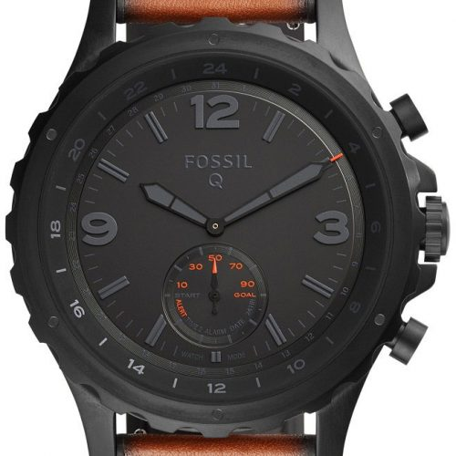 Fossil Q Nate Hybrid Watch FTW1114