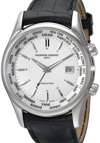 Frederique Constant Classics Index Worldtimer FC-255S6B6