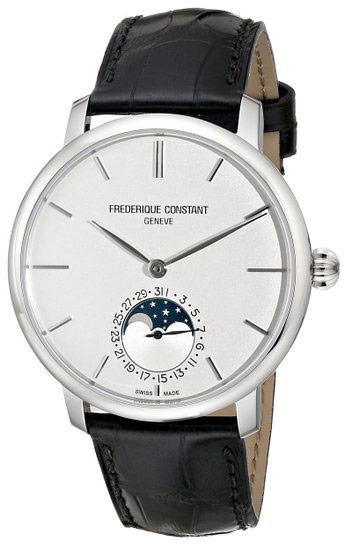 Frederique Constant Moonphase Slimline Manufacture FC-705S4S6