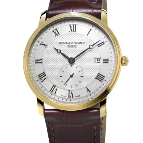 Frederique Constant Slimline Small Second FC-245M5S5