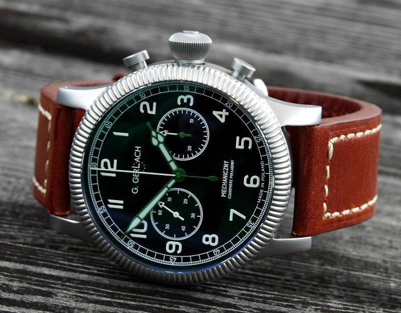 fb48d78bca457 Zegarek Gerlach Karaś PZL.23 Karaś w atrakcyjnej cenie ...