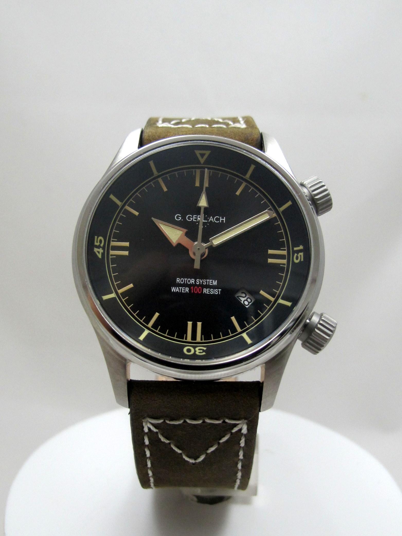 59b45ee8bccd8 Zegarek Gerlach NAVIGATOR w atrakcyjnej cenie - OdCzasuDoCzasu.pl