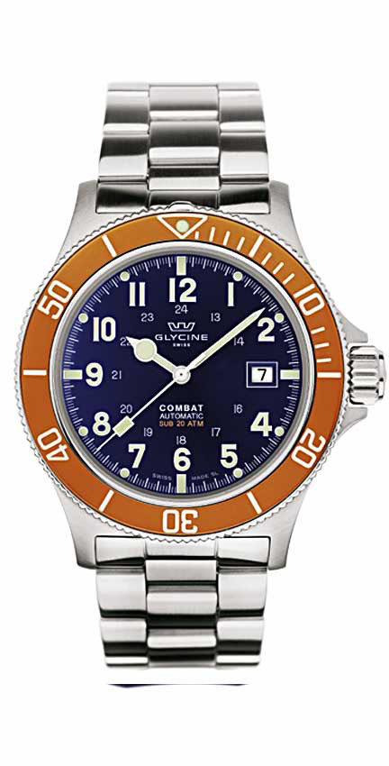 Glycine Combat SUB Automatic 386318AT 0-1