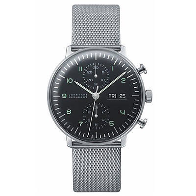 JUNGHANS Max Bill Chronoscope 027/4500.45