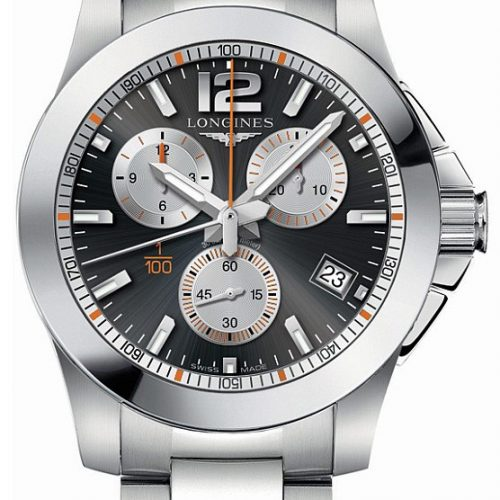 Longines Conquest  1/100TH Roland Garros L3.700.4.79.6
