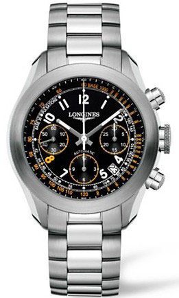 Longines Grande Vitesse Andre Agassi Foundation Limited Edition Chronograph L3.635.4.46.6