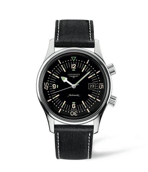 Longines Heritage Legend Diver L36744500