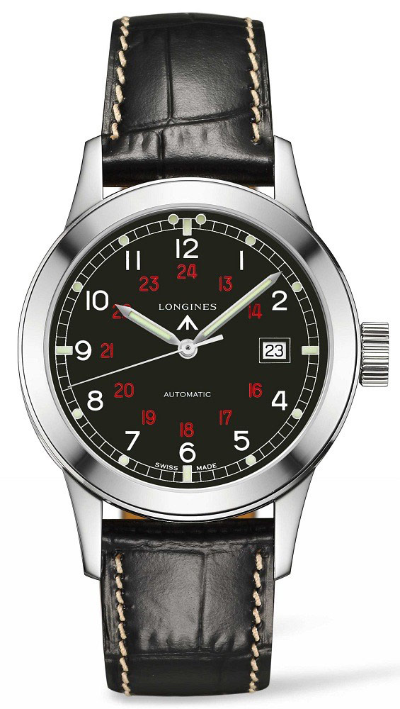 Longines Heritage Military COSD L2.832.4.53.0
