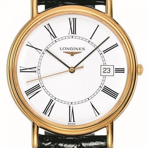 Longines Les Grandes Classiques Presence L4.790.2.11.2