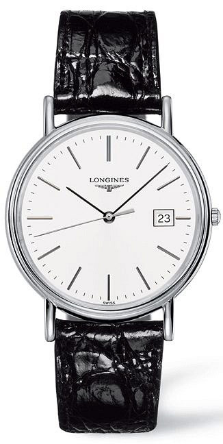 Longines Les Grandes Classiques Presence L4.790.4.12.2