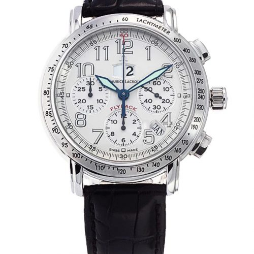 Maurice Lacroix Masterpiece FLYBACK MP6178-SS001-12E