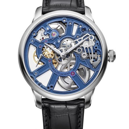 Maurice Lacroix Masterpiece MP7228-SS001-004