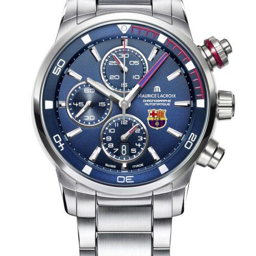 Maurice Lacroix Pontos FC Barcelona PT6008-SS002-431