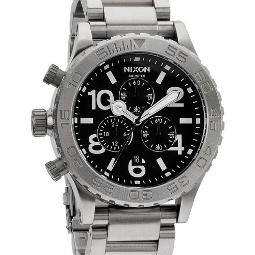 Nixon 42-20 Chrono Black