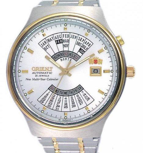 Orient Multi-Year Calendar FEU00000WW