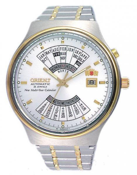 Orient Multi-Year Calendar  FEU00000WW