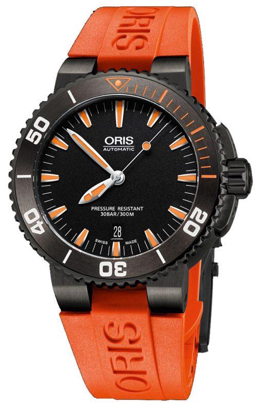 Oris Aquis Date 733 7653 4259 RS