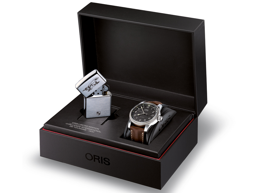 Oris Big Crown  Challenge International de Tourisme 1932 LE 733 7669 4084 LS