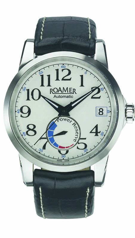 Roamer  COMPETENCE Automatic Power Reserve 125640412501