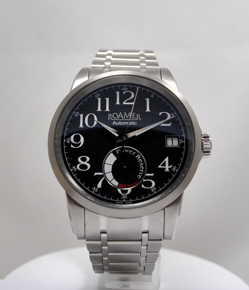 Roamer  Competence Automatic Power Reserve 125640415510