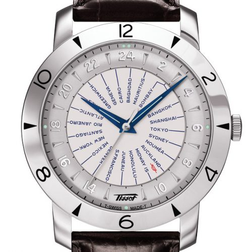 Tissot HERITAGE NAVIGATOR AUTOMATIC COSC 160TH ANNIVERSARY T0786411603700