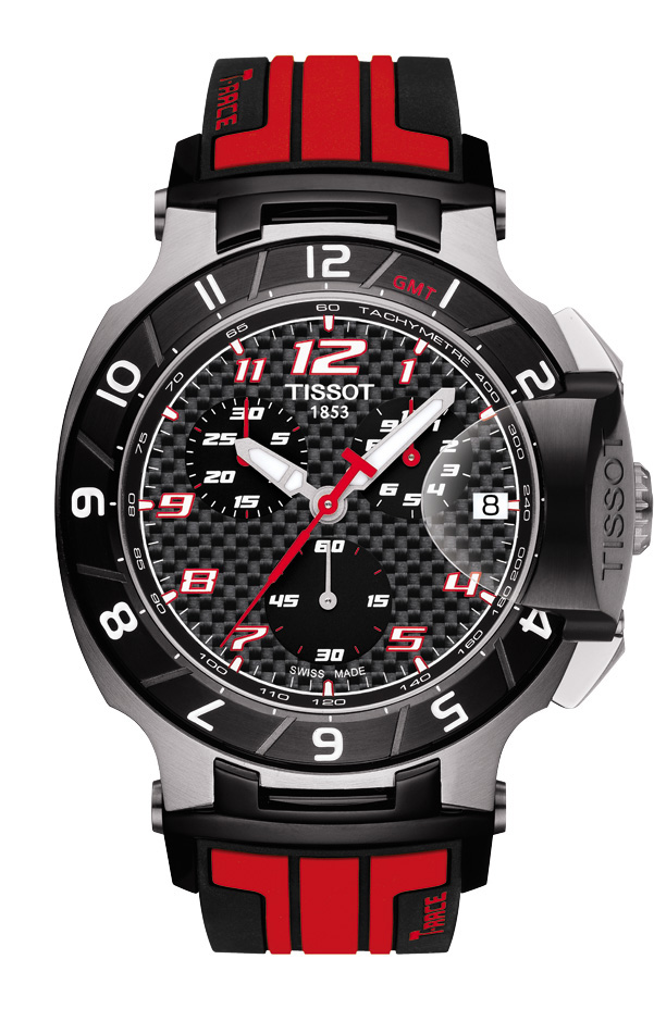 Tissot SPECIAL COLLECTIONS T-RACE MOTOGP 2014 T048.417.27.207.01