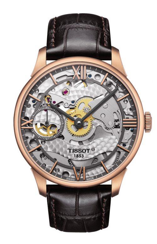 Tissot T-CLASSIC CHEMIN DES TOURELLES Squelette T0994053641800