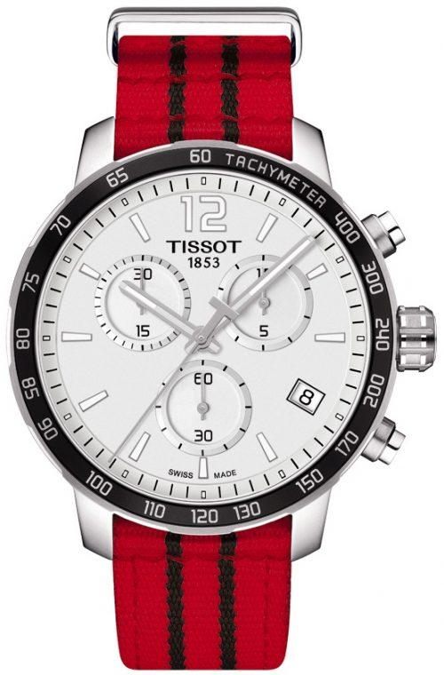 Tissot T-SPORT Quickster Chicago Bulls T095.417.17.037.04