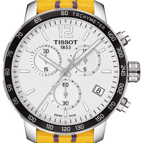 Tissot T-Sport Quickster Los Angeles Lakers T095.417.17.037.05