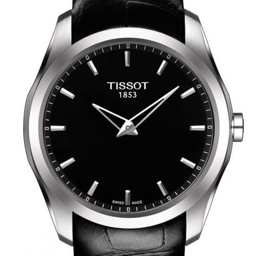 Tissot T-TREND COUTURIER Secret Date T0354461605100