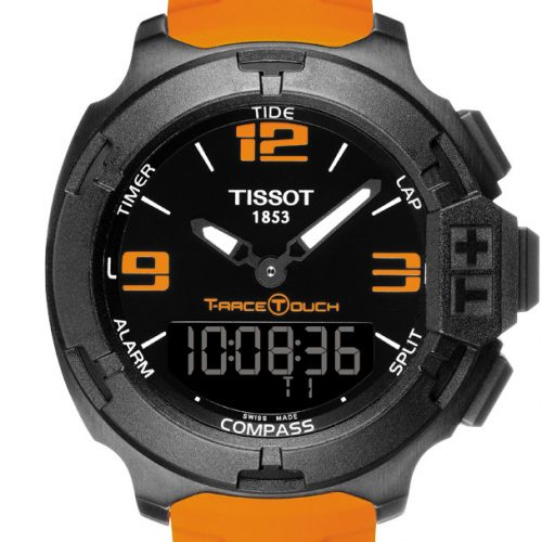 Tissot TOUCH COLLECTION T-RACE TOUCH  T0814209705702