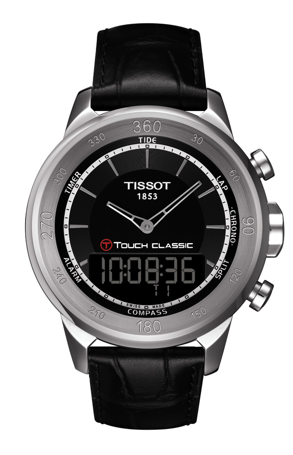 Tissot TOUCH COLLECTION T-TOUCH CLASSIC  T083.420.16.051.00