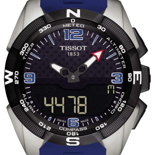 Tissot TOUCH COLLECTION T-TOUCH EXPERT SOLAR Ice Hockey Special Edition T091.420.47.057.02