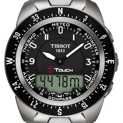 Tissot TOUCH COLLECTION T-TOUCH EXPERT Titanium T0134204405700