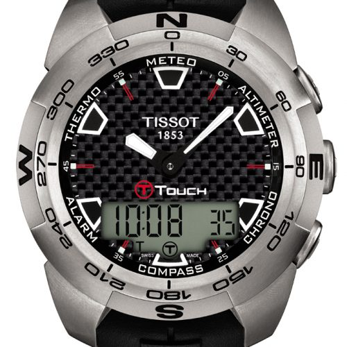 Tissot TOUCH COLLECTION T-TOUCH EXPERT Titanium T0134204720100