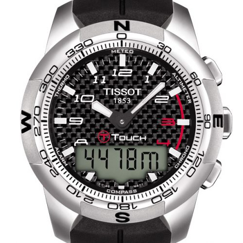 Tissot TOUCH COLLECTION T-TOUCH II Titanium T047.420.47.207.00
