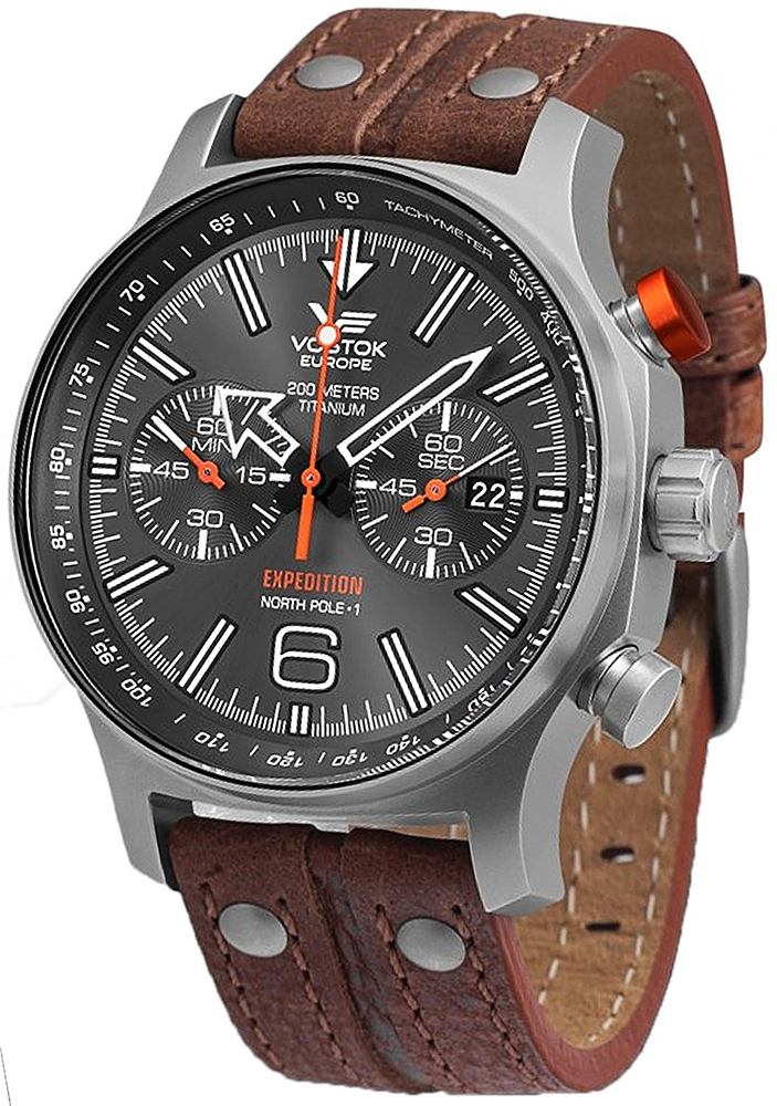 Vostok Europe EXPEDITION NORTH POLE-1 6S21-595H298