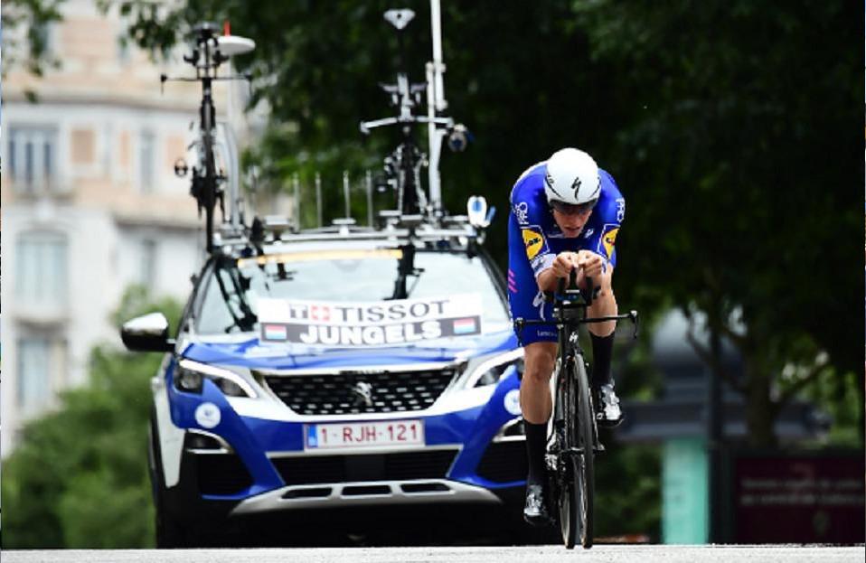 Zawodnik Tour de France