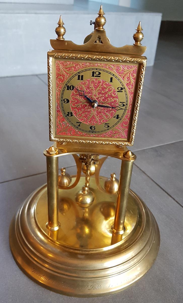 zegar roczny bez klosza